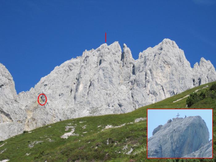 Klettersteig Wilder Kaiser Ellmauer Halt : Bergsteigen am wilden kaiser die schönsten touren der region