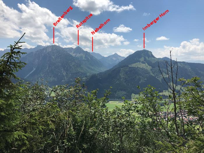 Klettersteig De : Klettersteig in der mauvoisin schlucht