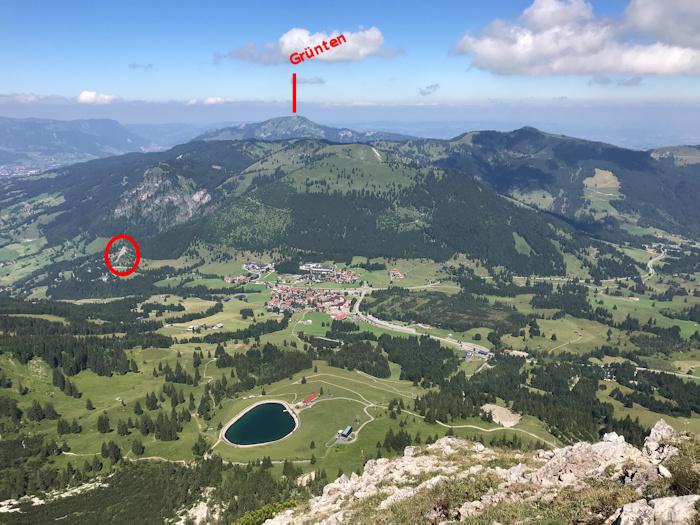 Klettersteig Salewa : Salewa klettersteig