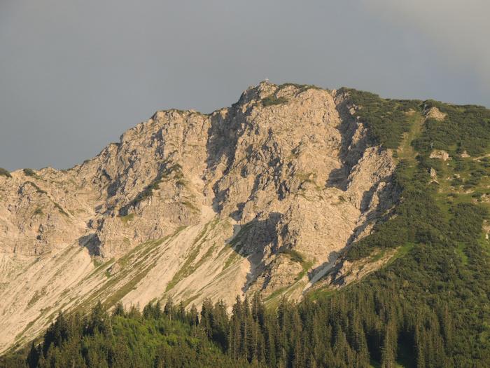 Klettersteig Salewa : Iseler m salewa klettersteig bergtouren und biketouren im